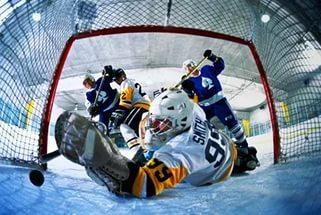 Хоккей в букмекерской конторе