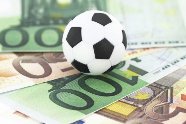 Мяч и евро