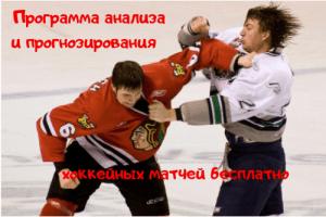 Программа NEW Hockey-Pro